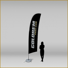 Flying Banners Surf - Tamaño Gigante
