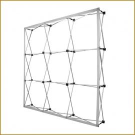 Pop-Up (Photocall) 229,5x229,5 cm.